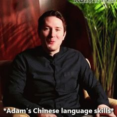 Owl City interview in China