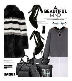 """""""Zaful.com: A beautiful mind"""" by hamaly ❤ liked on Polyvore featuring AINEA, Christian Dior and Chanel"""