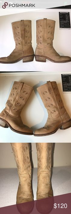 19th Century Cowboy Boots