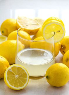 How to Make Lemon Water - Drink warm lemon water every morning to boost your immune system, improve digestion and flush out the toxins.