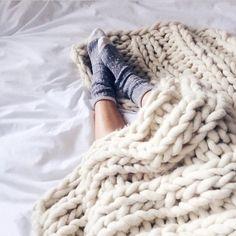 huge knit//