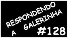 Respondendo as mensagens da galerinha!!! #128 c/ FACECAM