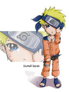 Naruto Uzumaki - Naruto,Chibi