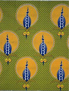 Vlisco Dutch Wax fabric