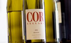 COR Cellars - Columbia Gorge AVA This is a favorite road trip.  The drive is beautiful, the wine is wonderful and Ed is very knowledgeable. Their Cab Franc is one of my favorites and their Albacore is a refreshing white wine that seems to agree with everyone's taste.  We have given many bottles of Albacore as gifts and have served it at many summer get togethers.