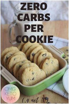 keto recipes dessert #keto #recipes #dessert / keto recipes & keto recipes for beginners & keto recipes dinner & keto recipes breakfast & keto recipes dessert & keto recipes easy & keto recipes for beginners meal plan & keto recipes with ground beef Keto Cookies, Keto Chocolate Chip Cookies, Cookies Soft, Chocolate Chocolate, Healthy Cookies, Chocolate Desserts, Cookies For Diabetics, Cookie Diet, Keto Cookie Dough
