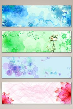Watercolor Bookmarks, Watercolor Projects, Easy Watercolor, Creative Background, Pastel Background, Notebook Cover Design, Creative Bookmarks, Rose Flower Wallpaper, Instagram Background