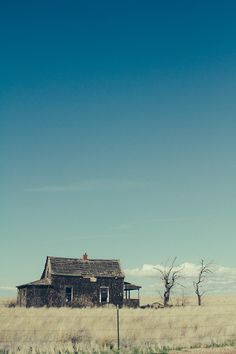 Abandoned house in Oregon.
