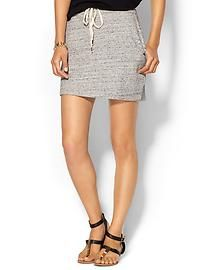 Hive & Honey French Terry Skirt