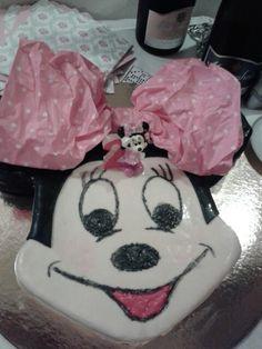 Minnie  -  2 anos de Madalena
