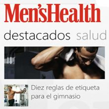 Men's Health app oficial Windows Phone | Windows Phone Apps - Juegos Windows Phone, Aplicaciones, Noticias