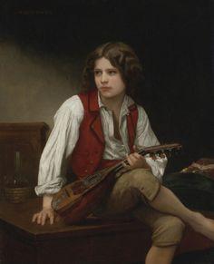 William Adolphe Bouguereau French Academic painter 1825 1905