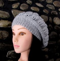 This beautiful and unique hat is my creation, knitting pattern and handmade process.  A fashionable item but also very useful during cold days. You can find it only in my s... #giftideas #giftsforher #christmas