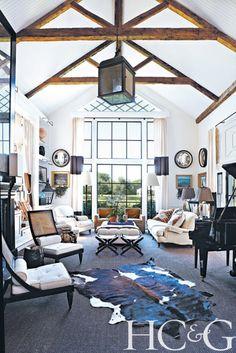 Inspirational Hamptons Decorating Style
