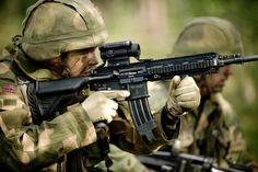 Norwegian special forces (FSK-HJK)