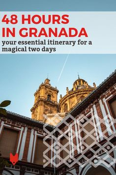 Our agenda for 48 hours in Granada is packed with travel tips and things to do in one of southern Spain's most beautiful destinations. From the Alhambra to tapas and drinks to an incredible flamenco show, here's the only travel guide you need. #Granada Stuff To Do, Things To Do, Spanish Culture, Granada Spain, First Language, Like A Local, Moorish, Seville, Spain Travel