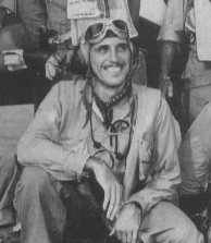 """Christopher Magee one of the more colorful members of the famous """"Black Sheep"""" squadron, VMF-214. Known"""