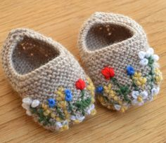 Cornfield Baby Shoes