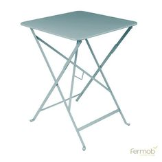 Fermob Bistro Square Folding Table - 28 x 28