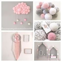 "diy_crafts- "" The face recognition system finds a barn owl…\"""", ""Yarn pom-poms the easiest way ever diy tutorial."", ""Likes, 42 Comments - Kids Crafts, Diy And Crafts, Craft Projects, Arts And Crafts, Kids Diy, Pom Pom Crafts, Yarn Crafts, Diy Y Manualidades, Diy Bebe"