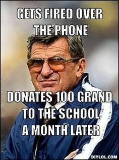 that's my guy Penn State Sports, Joe Paterno, Painted Mailboxes, Football Crafts, Happy Valley, Sports Teams, One Team, My Guy, State University