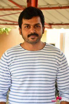 Karthi at Komban Movie Press Show