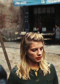 Mélanie Laurent in Inglorious Basterds