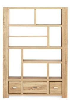 Buy Corsica® Room Divider from the Next UK online shop Drink Display, Lego Display, Bookcase Shelves, Corner Shelves, Bookcases, Drinks Cabinet, Desk Areas, Dressing Area, Next Uk