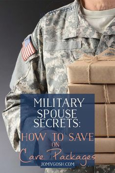 Military Spouse Secrets How To Save Money On Care Packages