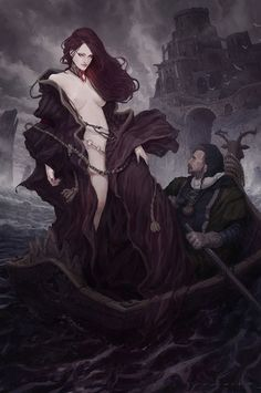 The Illustration Master Class Produces New Art for Game of Thrones, Neil Gaiman… Winter Is Here, Winter Is Coming, Dark Fantasy, Fantasy Art, Arte Steampunk, Game Of Thrones Art, Film Serie, Fire And Ice, Cersei Lannister