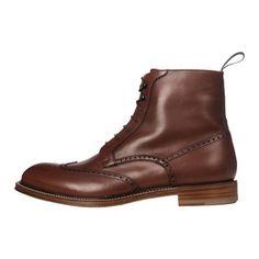 L1M500B090 Ботинки мужские кожа черные