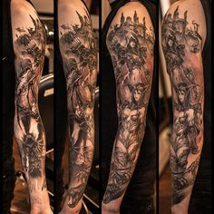 World of Warcraft Tattoo Sle...