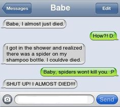 Yes true! Top 10 Most Funny iPhone Auto Correct Text Messages Fails Funny Texts Jokes, Text Jokes, Funny Text Fails, Cute Texts, Epic Texts, Funny Relatable Memes, Funny Quotes, Funny Couples Texts, Qoutes