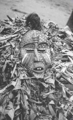 Woyo Ndunga Mask, DR Congo Ritual Dance, Republic Of The Congo, Witchcraft, Masks, Africa, Style, Swag, Witch Craft, Magick