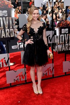Greer Grammer | All The Looks From The MTV Movie Awards Red Carpet