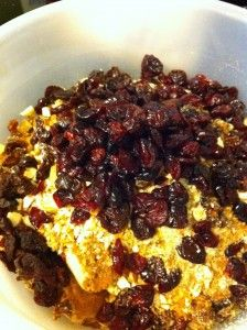 gluten free/peanut free/dairy free granola bars