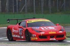 CAAL Racing Debutta Nel Campionato Italiano GT Con Luigi Ferrara