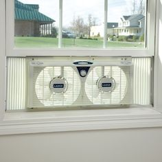 Awesome Basement Window Fan Ventilation