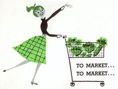 Knox Salad Book: To Market...