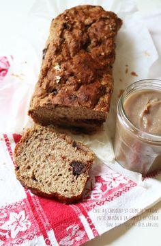 Cake au chocolat et crème de marrons faite maison à la vanille et stévia ultra facile (sans oeuf, sans matières grasses). La recette ici : http://journalduneame.fr/cake-au-chocolat-et-creme-de-marrons-faite-maison-a-la-vanille-et-stevia-ultra-facile-sans-oeuf-sans-matieres-grasses/