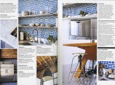 tiles. kitchen.