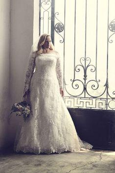 Long Sleeve Wedding Dress Davids Bridal Inspirational Pin On Wedding Dresses Sweet Wedding Dresses, Western Wedding Dresses, Wedding Dress Styles, Dress Wedding, Bride Dresses, Wedding Colors, Wedding Reception, Lace Wedding, Father Daughter Dance Dresses