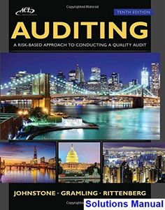 9 best solutions manual download images on pinterest auditing a risk based approach to conducting a quality audit 10th edition johnstone solutions manual fandeluxe Image collections