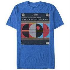 Star Wars No Moon Album T-Shirt
