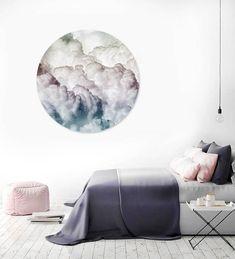 DECO PANEL   CHMURY Fox Art, Bean Bag Chair, Ottoman, Studio, Furniture, Home Decor, Decoration Home, Room Decor, Beanbag Chair