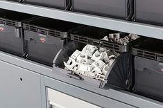 German Tool Van Organization Systems - Core77 Van Racking Systems, Festool Systainer, Van Organization, Shelving, German, Vans, Tools, Garage, Woodworking