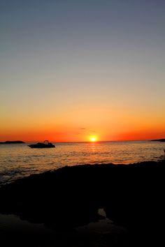 #Boats #Summer #Ibiza #Sun #2013 #Memories #Holiday #Sun #Sunset #Fun #Party #DJ