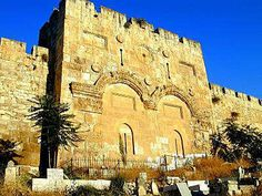 Jerusalem's Walls and Gates - The walls and gates that surround the old city of Jerusalem