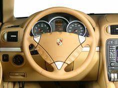 Porshe Cayenne I loooooooooooove this car so much. Prob gonna get an older one, like a 2008, 2009...