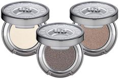 Eyes: Metallic    How: A dab of shadow primer like the one from Urban Decay will make sure the ethereal formulas aren't gone in a flash. Their powder shadows Gunmetal, Sidecar, and Zephyr are great options for toppers.